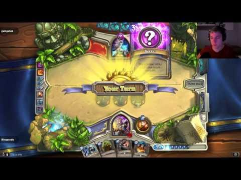 Hearthstone Arena: Underestimation - Episode 103 (1/3)