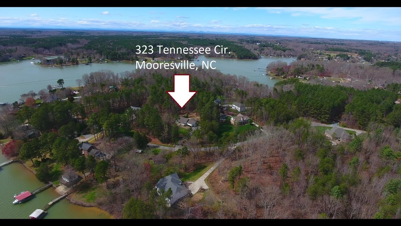 HOUSE FOR SALE IN LOW $400'S mOORESVILLE nc