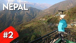 VLOG #3 • Nepal / Himalayalar'da 3 Günlük Trekking Hakkında Her Şey