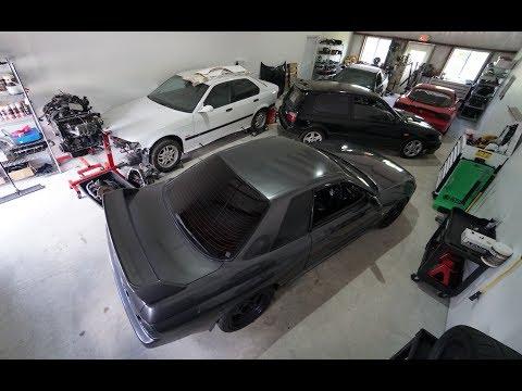 485 horsepower R32 GTR...first drive.