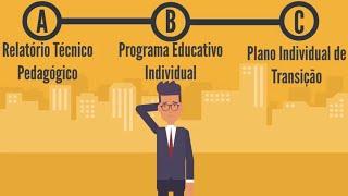 Relatório Técnico Pedagógico, Programa Educativo Individual e Plano Individual de Transição