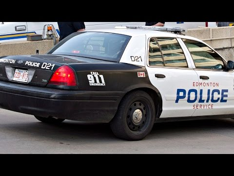 Edmonton man stops carjacking: Guess who's getting charged?
