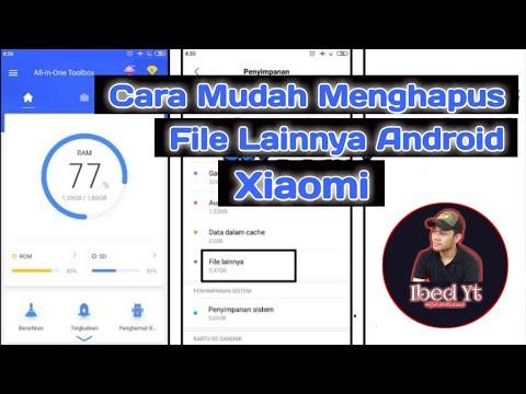 Cara Mudah Menghapus File Lainnya Android Xiaomi