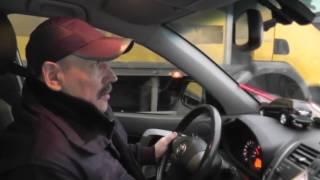 Автонакат - Как лучше поворачивать направо.