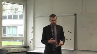 """Dr. Cornelius Puschmann: """"Digitale Methoden in den Sozial- und Geisteswissenschaften"""""""