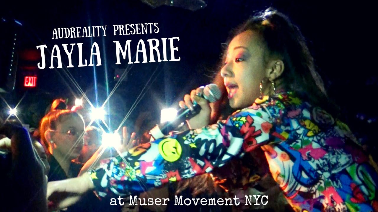 Jayla marie at muser movement nyc youtube jayla marie at muser movement nyc m4hsunfo