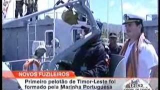 Timor-Leste - Cursos de Especialidades de Marinha e Fuzileiros na Componente Naval das F-FDTL