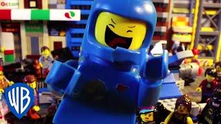 The LEGO Movie | Benny Saves Bricksburg | WB Kids
