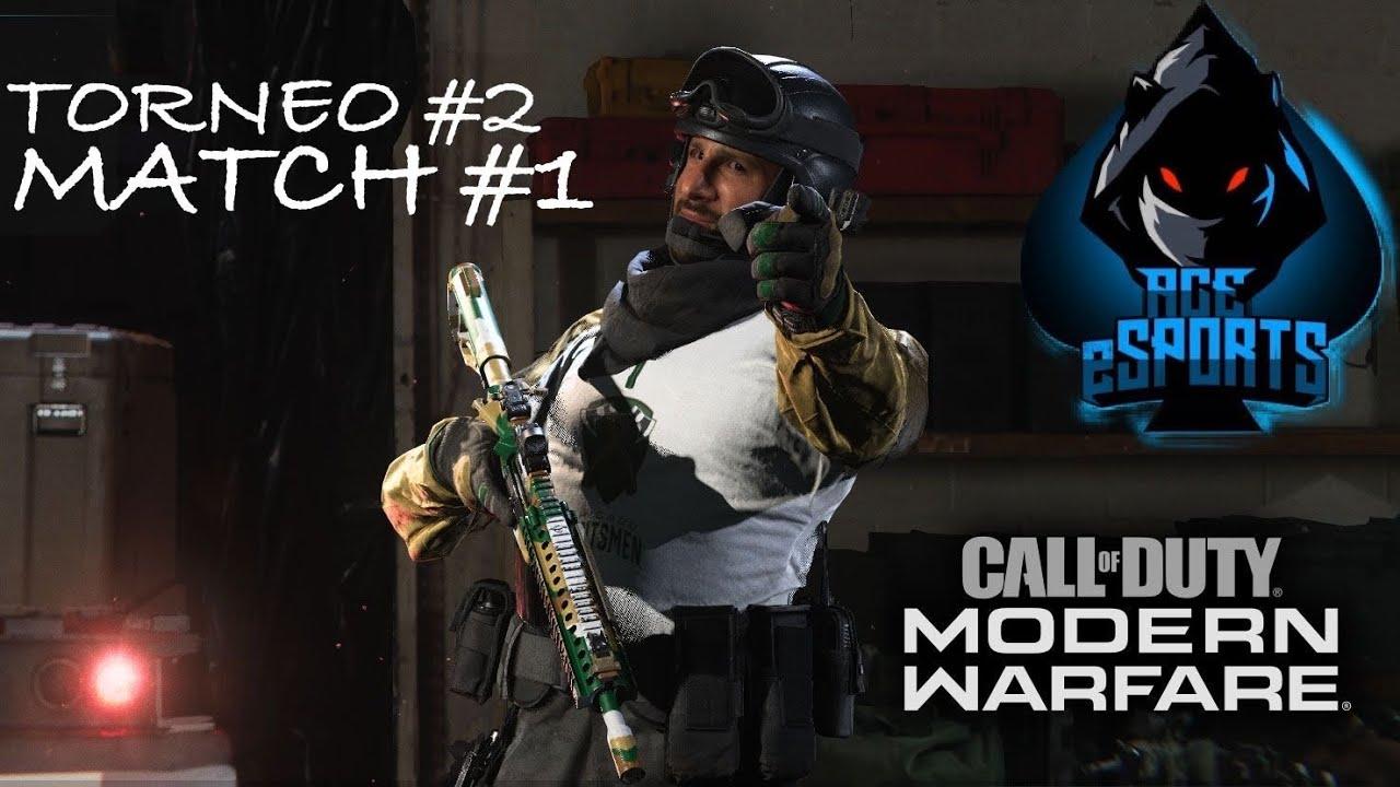 TORNEO #2 ACE ROYAL vs. Talents Esports | Call of Duty LEAGUE MODERN WARFARE