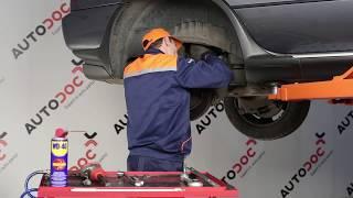 Wie BMW X5 E53 Querlenker hinten wechseln TUTORIAL | AUTODOC