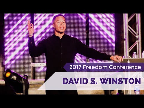 "David S. Winston - 2017 Freedom Conference - ""Free from the Trap"""