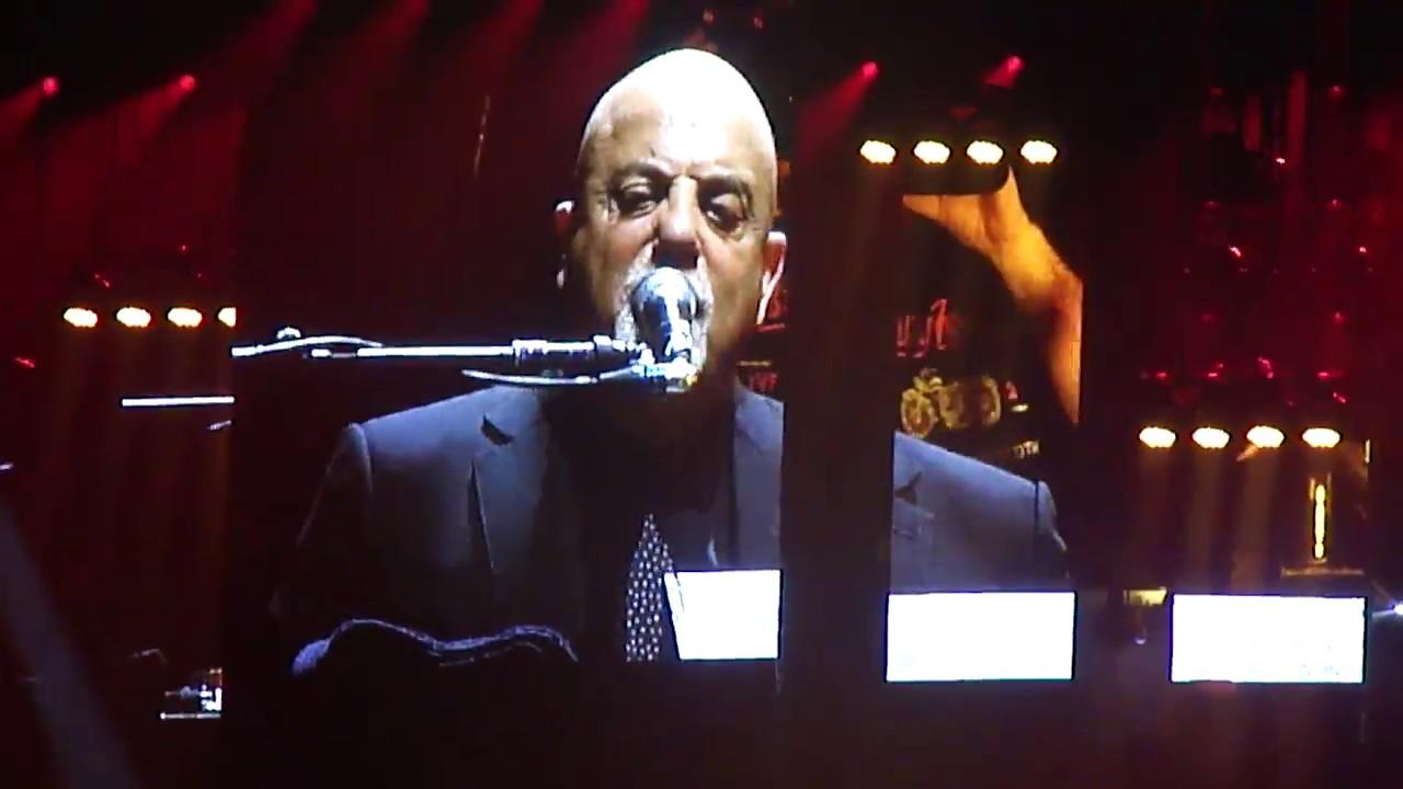 Billy Joel Miami 2017 My Life At Madison Square Garden