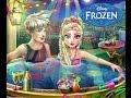 ♥ Frozen Game Elsa And Jack Jacuzzi Episode Disney Frozen Game ♥