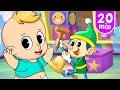 Martinillo, Johny Johny, Canciones infantiles - Toy Cantando