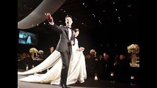 신유 결혼식 스케치 영상[노래 -잠자는 공주]가사첩부.사진 -가수주세훈 제공 .B.H 골키퍼 영상