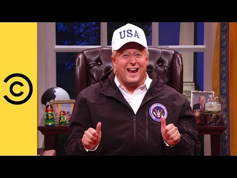 The President Is A Great American – The President Show | Comedy Central