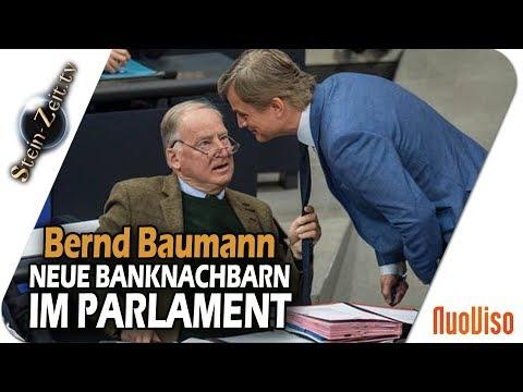 Im Endkampf der Verzweiflung - Bernd Baumann im Gespräch mit Robert Stein