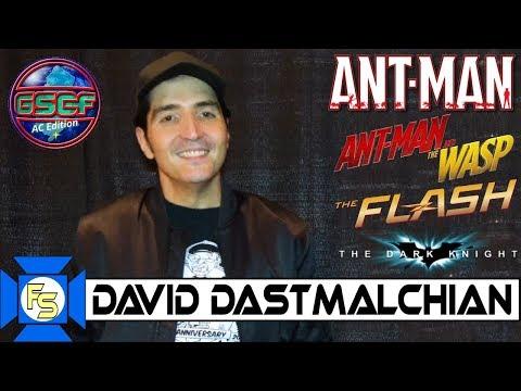 David Dastmalchian (Ant-Man, MacGyver) Interview - Fandom Spotlite