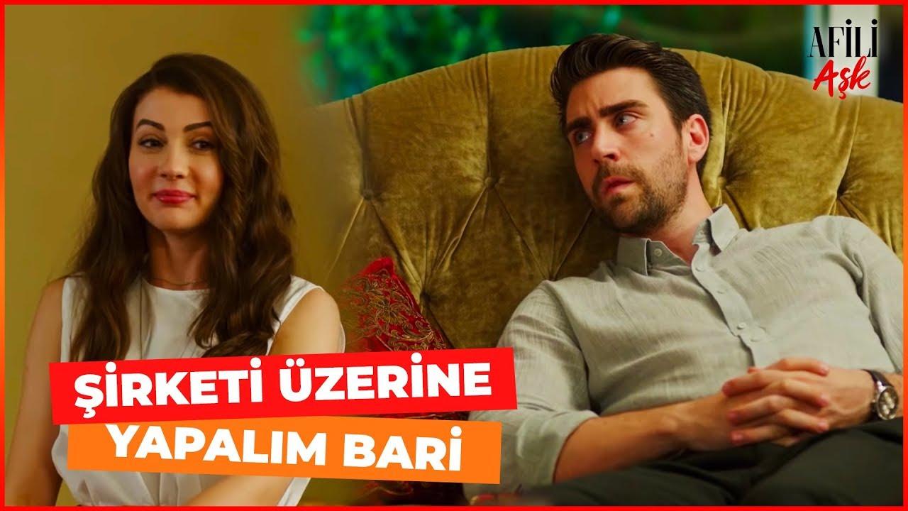 Ayşe, Muhsin Bey'in Asistanı Oldu - Afili Aşk 4. Bölüm