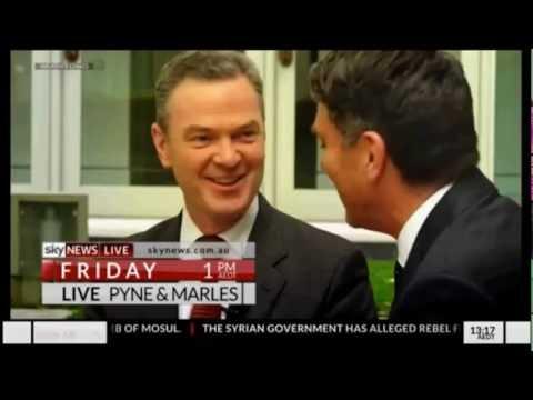 Pyne & Marles promo - Nov 2016 - Sky News
