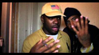 "Shady Nate ft. Lil Blood ""Wakin They Game Up"" Music Video (HD)"