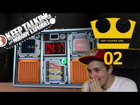 Jirka a Tomáš Hraje - Keep Talking 02 - Dnes naviguji já!