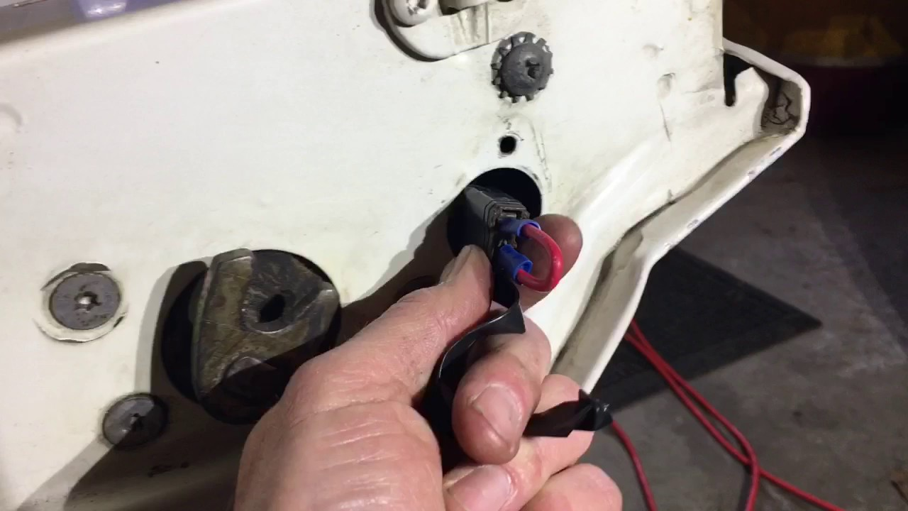 grand wagoneer tailgate safety switch bypass
