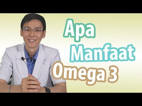 Apa Manfaat Dari Omega 3 ?