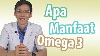 Gambar cover Apa Manfaat Dari Omega 3 ?