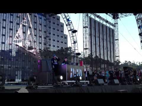 Flosstradamus - Pills - HARD SUMMER, LA 2013