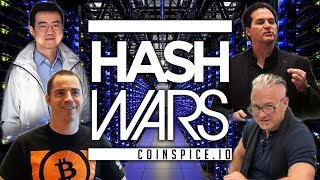 Hashwars live from the war room pt 2