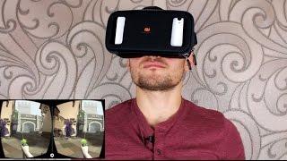 Очки виртуальной реальности от Xiaomi. Xiaomi Mi VR