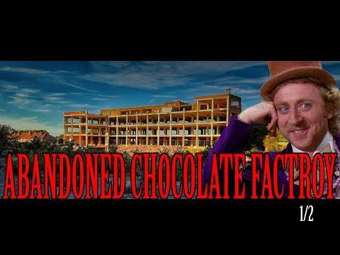 Abandoned Chocolate Factory (ALARM!!) Urbex-Bristol