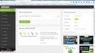 How To Verify Your Neteller Account - Verify Neteller