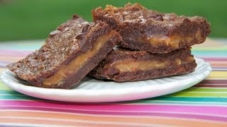 Chocolate Caramel Brownies Recipe- You've Been Warned!