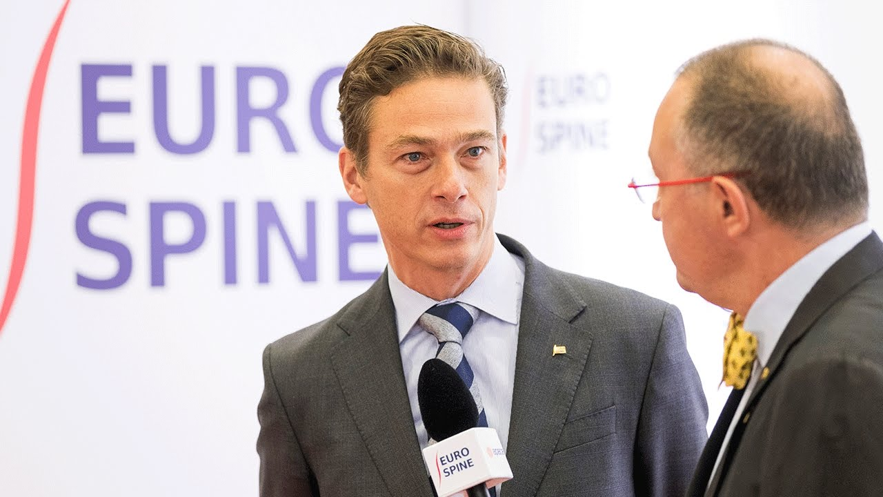 EUROSPINE 2016: Interview with Peter Vajkoczy - YouTube