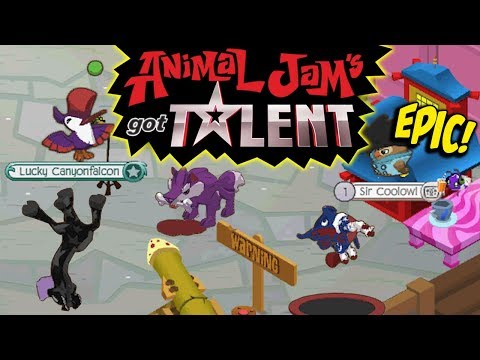 Animal Jam's Got Talent! Episode 3 - Funny New Skit