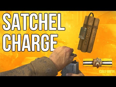 Satchel Charge & Saboteur (Call of Duty: WWII)