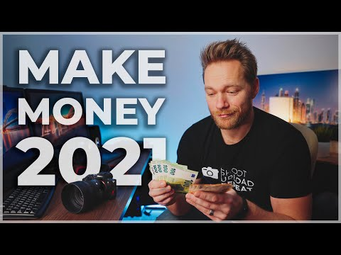 TOO LATE to start STOCK PHOTOGRAPHY in 2021? Can you still MAKE MONEY? | Stock photography tips