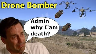 Arma 3: Drone Bomber