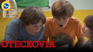 OTECKOVIA - Viky organizuje tajnú párty