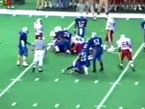 1994 Quarterfinal - Katy vs. Beaumont Westbrook
