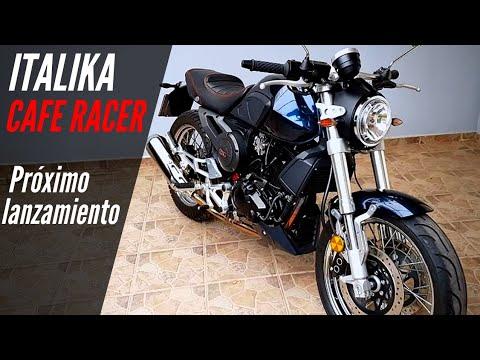 Saldrá NUEVA Italika Cafe Racer || SPTFIRE 250?