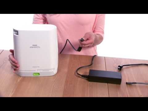SimplyGo Mini - Batteries and Power | Philips | Portable Oxygen Concentrator