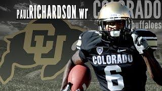 Paul Richardson - 2014 NFL Draft short profile