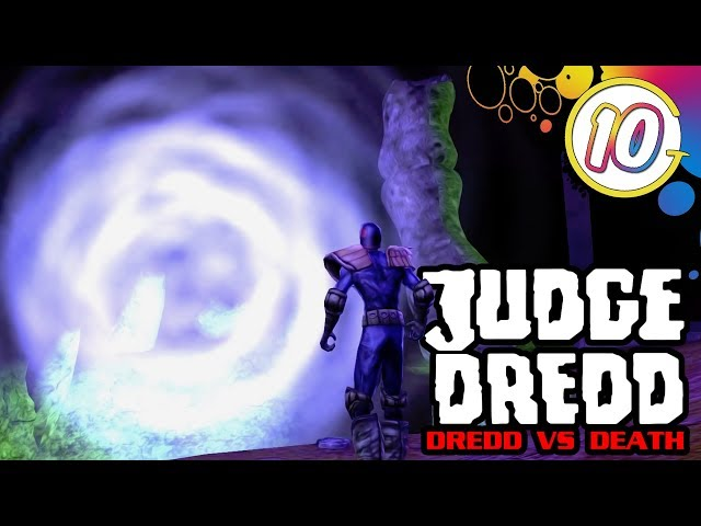 Justice Has No Fear | Judge Dredd: Dredd vs Death Part 10