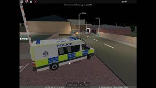 Roblox Police| Scottish borders part 2| ceiscool123