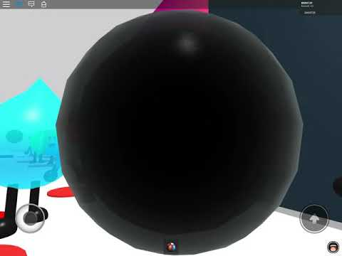Black Hole no eyes and look