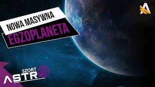 Egzoplaneta o masie 13 Jowiszów - AstroSzort