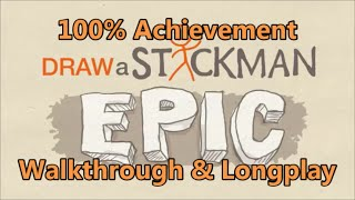 Draw Stickman Epic